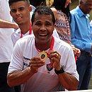 Rodrigo foi campeão baiano sub-17 em 2018