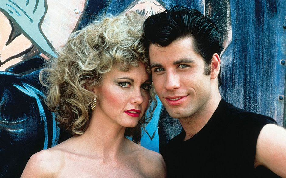 grease musica