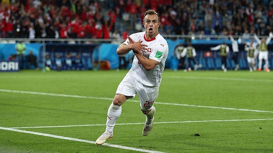 21bca4b55a9 Sérvia x Suíça  muito mais que um jogo de futebol - Jornal CORREIO ...
