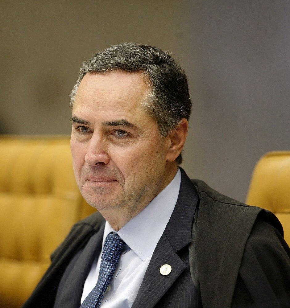 Luiz Roberto Barroso, presidente do TSE