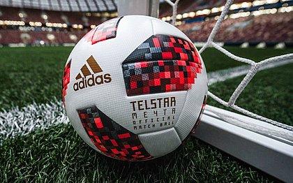 Bola da fase mata-mata do Mundial da Rússia é apresentada pela Fifa