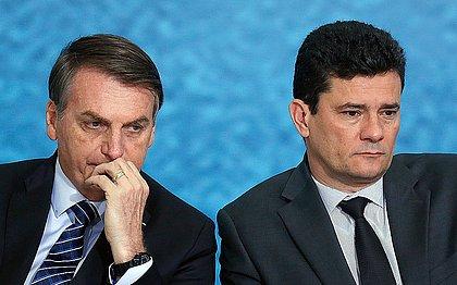Moro pode deixar governo se Bolsonaro insistir em recriar Ministério da Segurança Pública