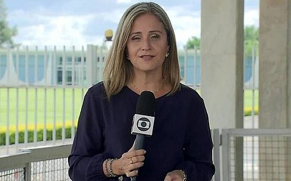 Acidente doméstico afasta repórter da Globo por quatro meses