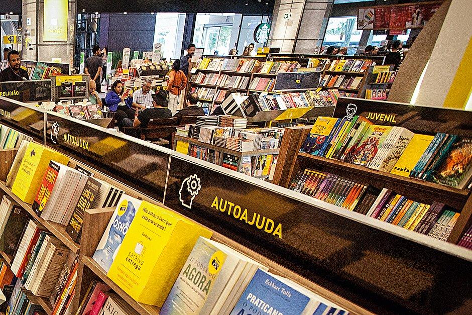 Mercado editorial brasileiro encolhe 20% em 14 anos