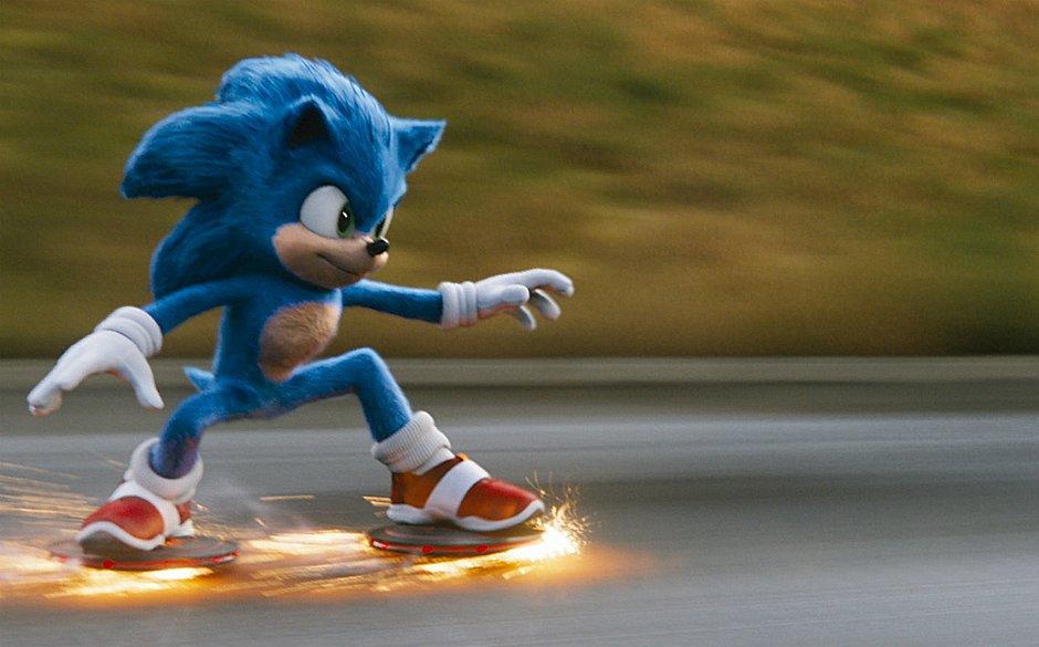 Sonic - O Filme tem aventura, humor e nostalgia