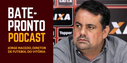 Jorge Macedo fez 11 contratações no Vitória