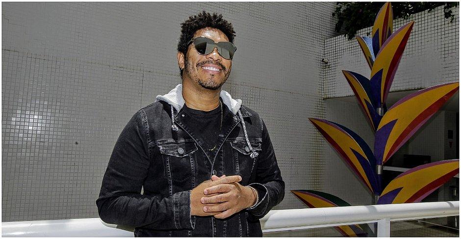 Denny visitou a Rede Bahia nesta segunda-feira (27)