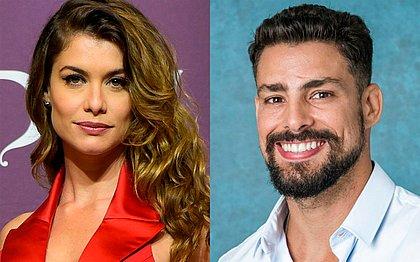 Ex-casal, Alinne Moraes e Cauã Reymond farão par romântico em novela