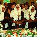 Irmandade da Boa Morte no funeral de Jorge Amado