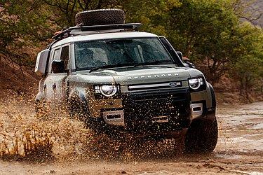 O semestre começou agitado com a chegada de novos modelos, como o Land Rover Defender