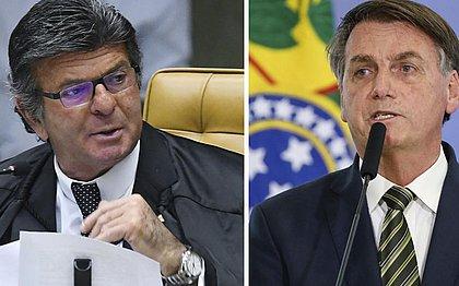 Fux prepara resposta a ameaças de Bolsonaro e Braga Netto contra eleições