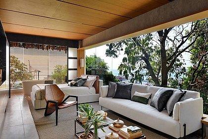 O loft se enquadra em vários contextos, tanto em locais mais urbanos quanto em recantos como praia e campo