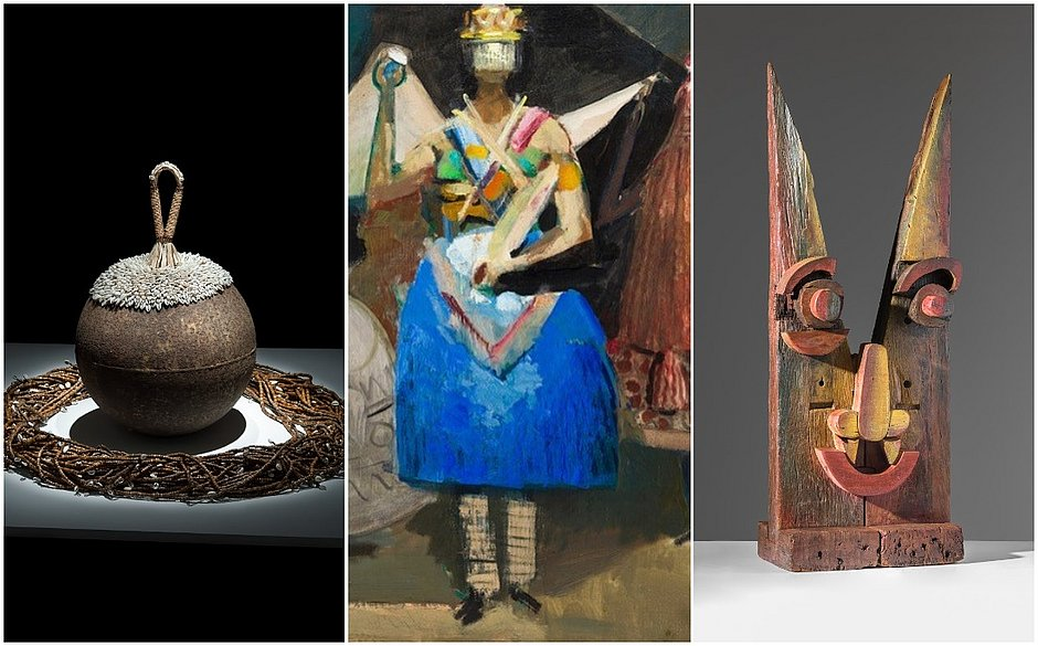 A mostra reúne exposição de esculturas, fotografias e pinturas