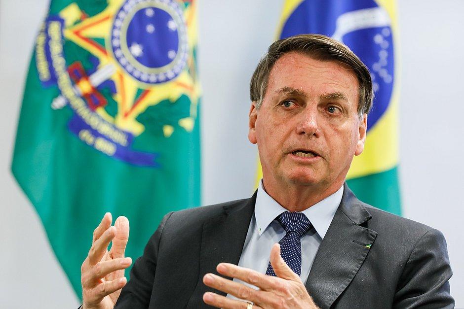 Bolsonaro critica participação de Weintraub em manifestação: 'não foi prudente'
