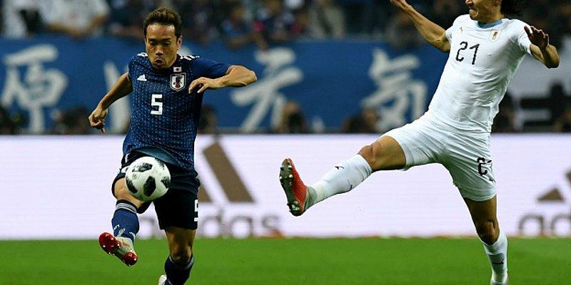 Sem Suárez e com Arrascaeta, Uruguai perde do Japão em amistoso