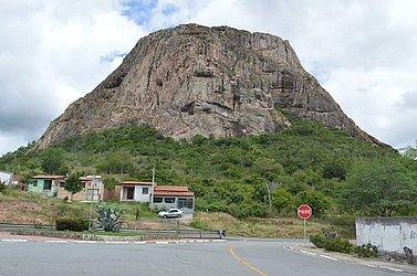 Morro de Tanquinho, cartão-postal da cidade