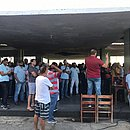 Categoria fez assembleia antes da carreata