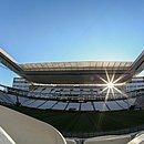 Corinthians disponibilizou sua Arena para o combate ao novo coronavírus