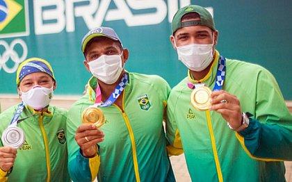 Beatriz Ferreira, Isaquias Queiroz e Hebert Conceição: todos medalhistas em Tóquio
