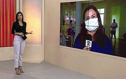 Repórter da Globo pede demissão ao vivo e surpreende âncora; assista