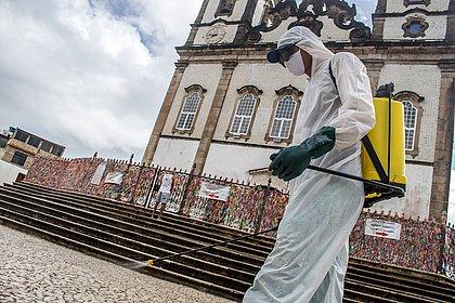 Covid-19: governo federal reconhece calamidade pública na Bahia e no Ceará