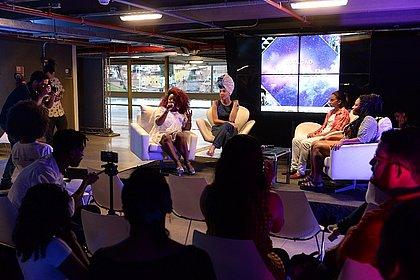 Show de Àttoxxá e palestras agitam último dia do Afro Futurismo na Lapa