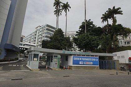 Grades serão colocadas nas janelas para evitar fugas no Hospital Espanhol
