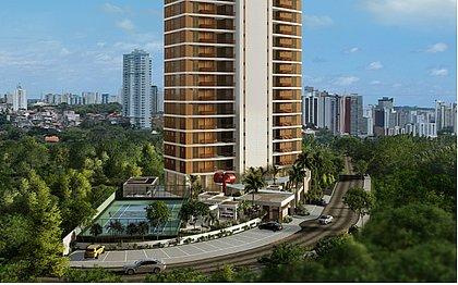 O empreendimento Horto Parque Barcelona estará com unidades disponíveis no Salão Imobiliário da Bahia