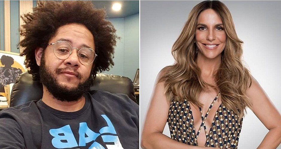 Emicida e Ivete Sangalo lançam single