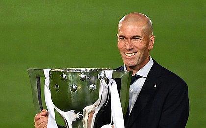 Zidane não garante permanência no Real Madrid: 'Ninguém sabe'