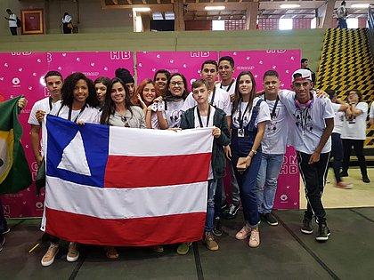Doze estudantes baianos conquistam medalhas em Olimpíada Nacional de História