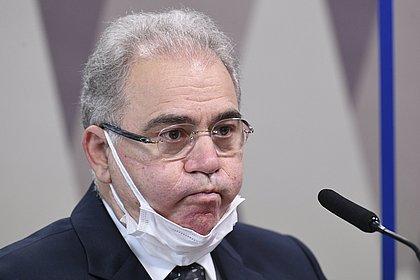 Sou ministro da Saúde, não sou censor do presidente, diz Queiroga