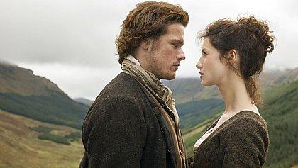 Série Outlander é principal dica da lista da repórter Vanessa Brunt