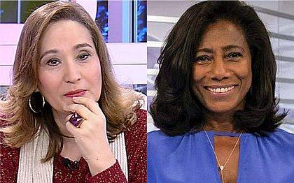 Sônia Abrão critica Glória Maria: 'Ela vive numa bolha'