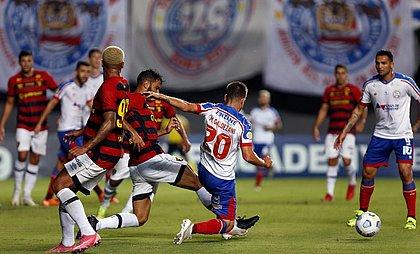 Galdezani falou sobre os erros que o Bahia cometeu contra o Sport, em Pituaçu