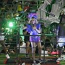 Márcia Freire se apresenta em trio elétrico sem cordas, no Campo Grande