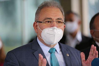 Ministro da Saúde diz que Estados devem se mobilizar por kit intubação