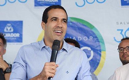 Ibope aponta vitória de Bruno Reis com 66% dos votos válidos