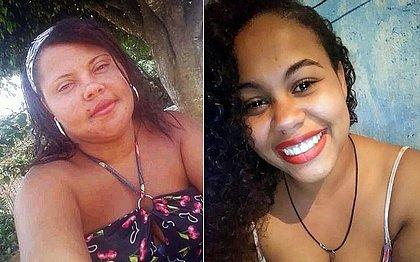 As primas Rosineide e Jenilde foram mortas pelos ex-companheiros