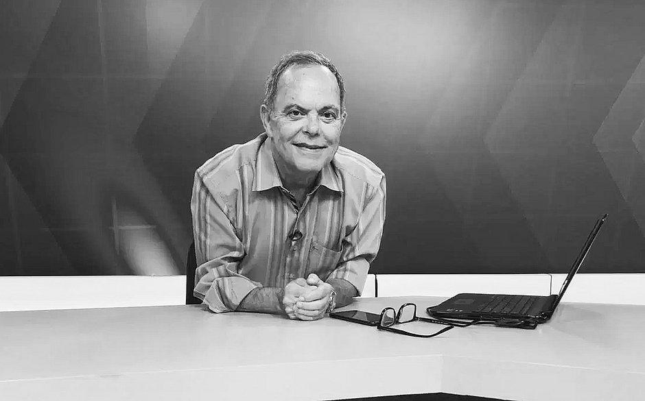 Apresentador Fernando Vannucci morre aos 69 anos em São Paulo