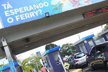 Sistema Ferry-Boat abre 600 vagas extras de hora marcada para feriados de junho