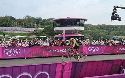 Ciclista Henrique Avancini faz história para o Brasil em Tóquio