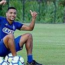 Gregore é um dos destaques do Bahia