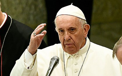Papa manda mensagem às famílias das vítimas de Brumadinho