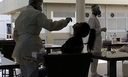 Bahia registra três mortes e 293 novos casos de covid-19 em 24h