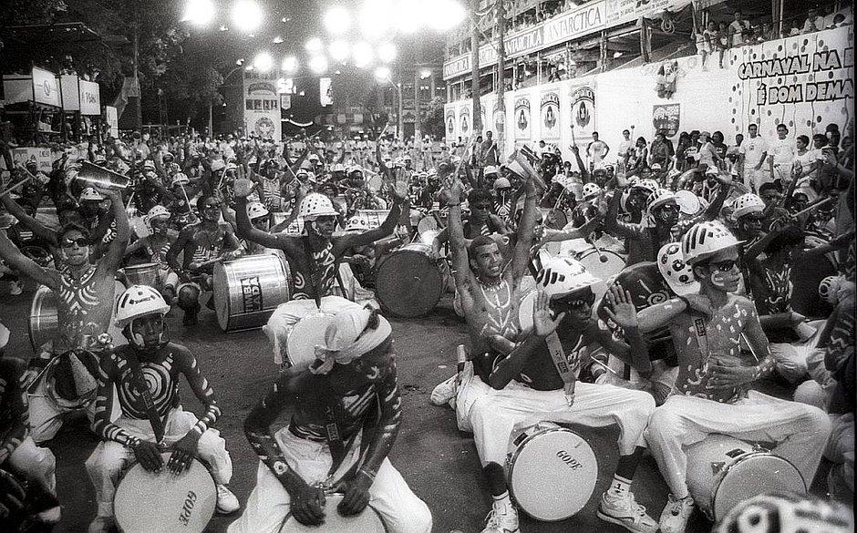 Cenas de Carnaval: Timbalada