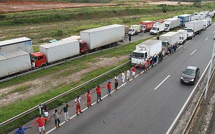 Greve dos caminhoneiros gera prejuízo bilionário