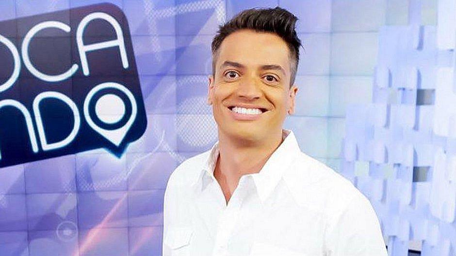 RedeTV! oficializa contratação de Leo Dias para o TV Fama