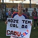 Gadu foi a artilheira do Bahia no Campeonato Brasileiro da Série A2