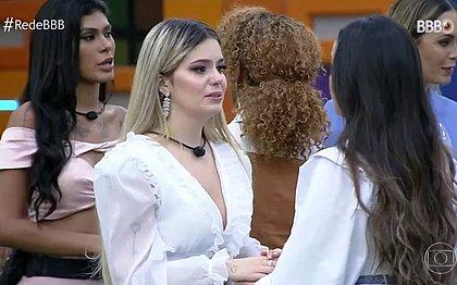 Viih Tube chora ao rever Juliette: 'fiz muito mal pra ela'
